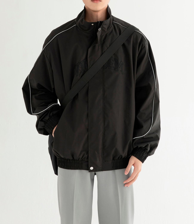 Куртка DL Studio Loose High Collar Windbreaker (7)