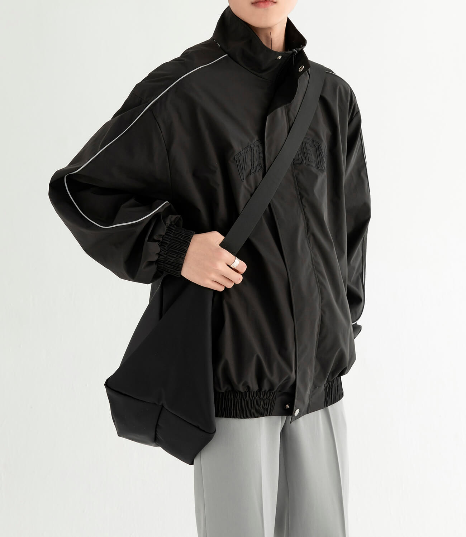 Куртка DL Studio Loose High Collar Windbreaker (8)