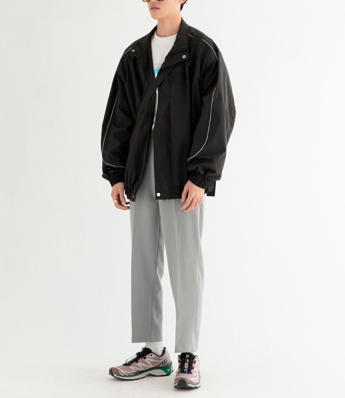 Куртка DL Studio Loose High Collar Windbreaker (9)
