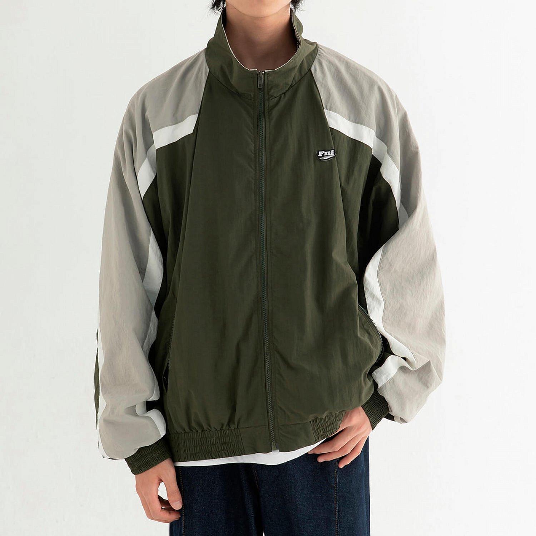 Куртка DL Studio Retro Style Windbreaker (1)