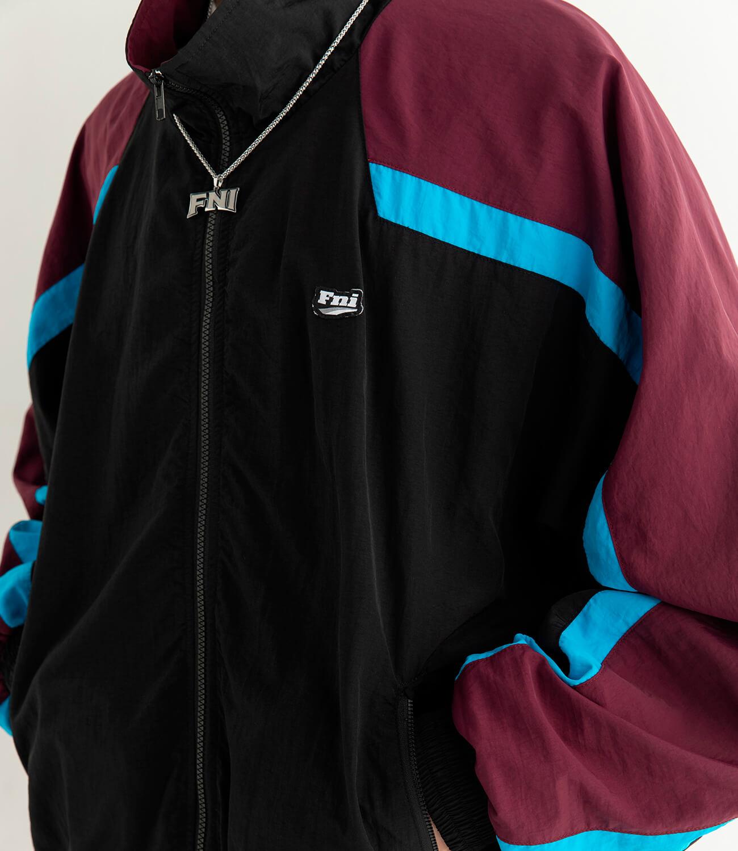 Куртка DL Studio Retro Style Windbreaker (10)