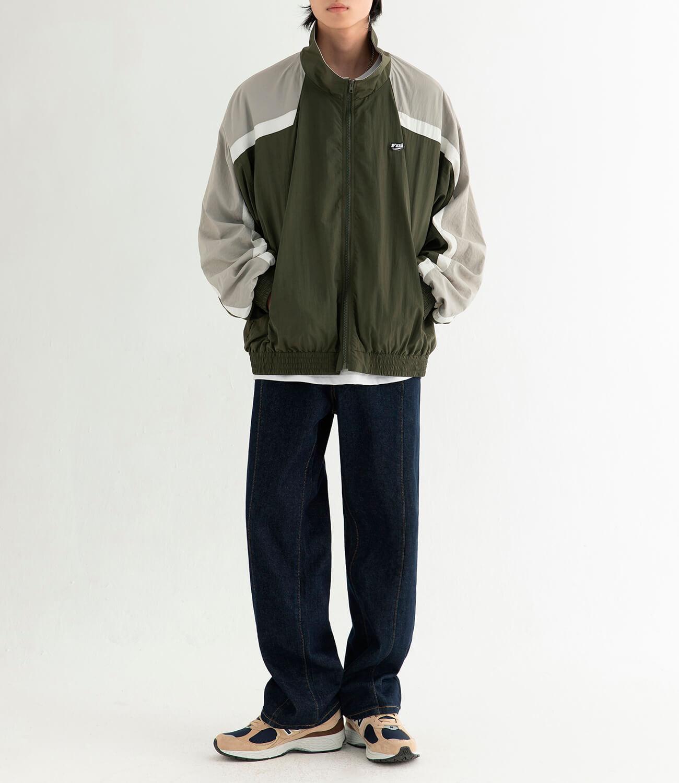 Куртка DL Studio Retro Style Windbreaker (3)