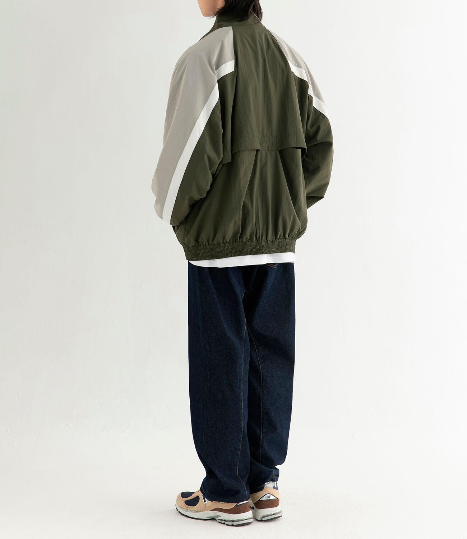 Куртка DL Studio Retro Style Windbreaker (4)