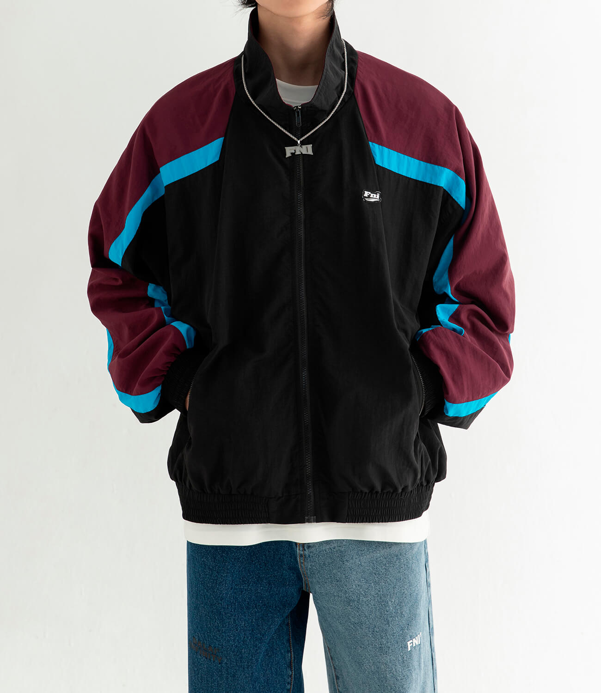 Куртка DL Studio Retro Style Windbreaker (5)