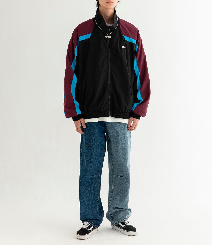 Куртка DL Studio Retro Style Windbreaker (7)