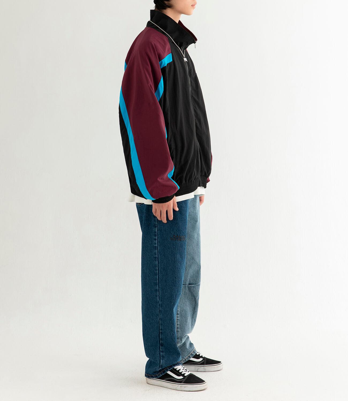 Куртка DL Studio Retro Style Windbreaker (9)