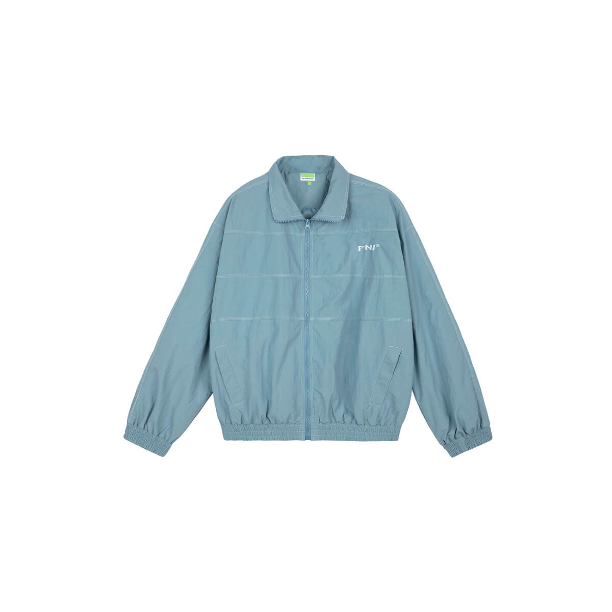 Куртка DL Studio Windbreaker Linear Design Blue