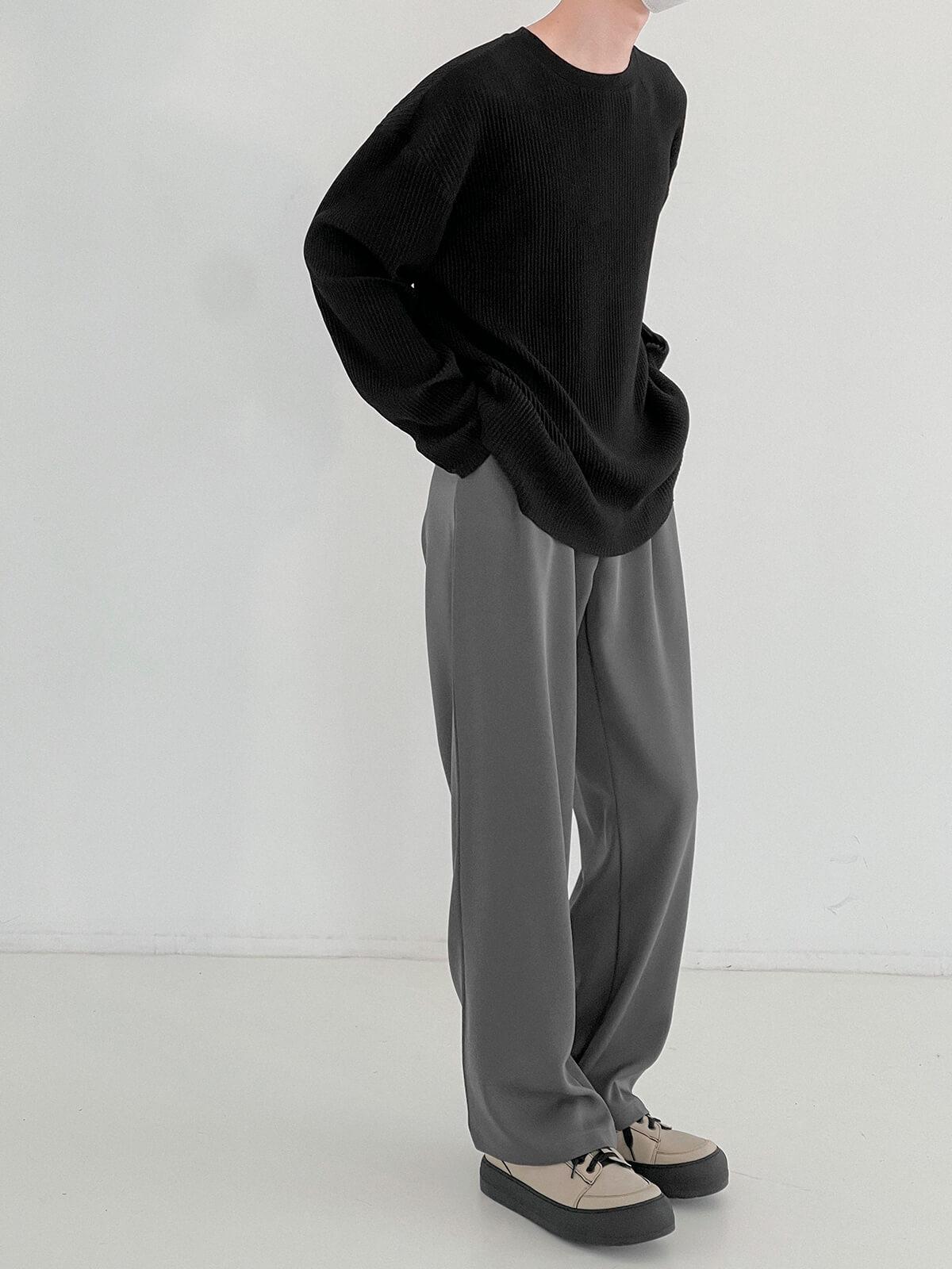 Лонгслив DAZO Studio Pleated Basic Long Sleeve (18)