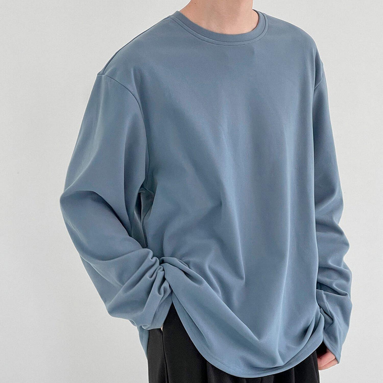 Лонгслив DAZO Studio Solid Colored Fleece Long Sleeve (1)