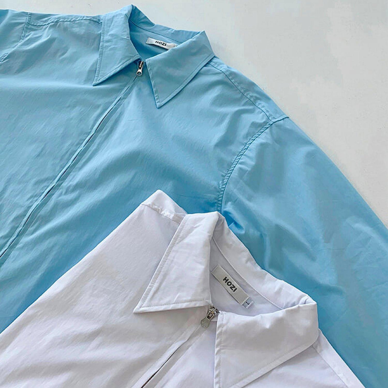 Рубашка Attitude Studio Double Zipper Shirt (2)