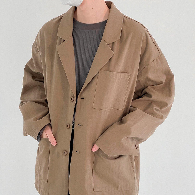 Блейзер DAZO Studio Big Pocket Autumn Blazer (2)