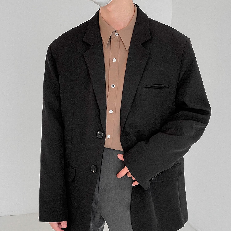 Блейзер DAZO Studio Blazer With Leather Belt (2)