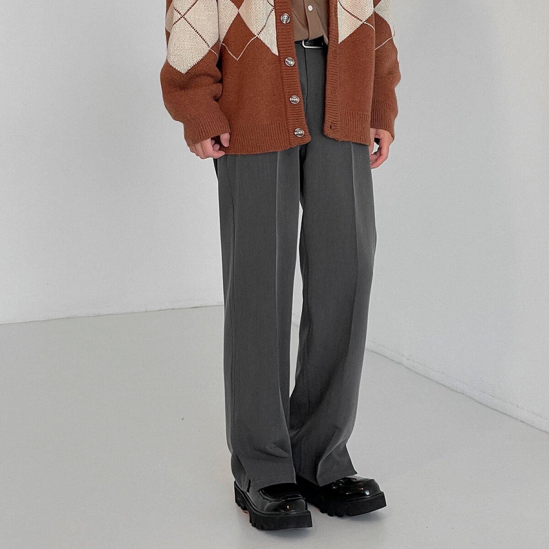 Брюки DAZO Studio Fall Trousers With Split Bottom (1)