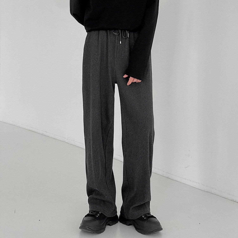 Брюки DAZO Studio Wool Pleated Pants (1)