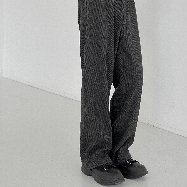 Брюки DAZO Studio Wool Pleated Pants (2)