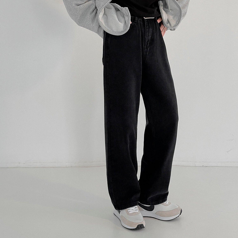 Джинсы DAZO Studio Casual Straight Solid Jeans (2)