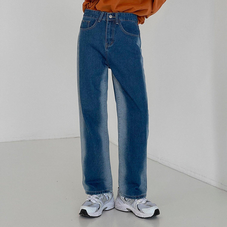 Джинсы DAZO Studio Straight Jeans Washed Gradient (1)