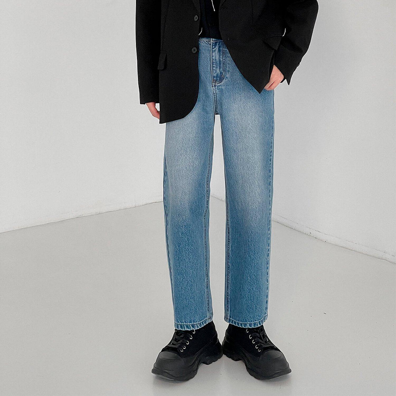 Джинсы DAZO Studio Straight Light Jeans (1)