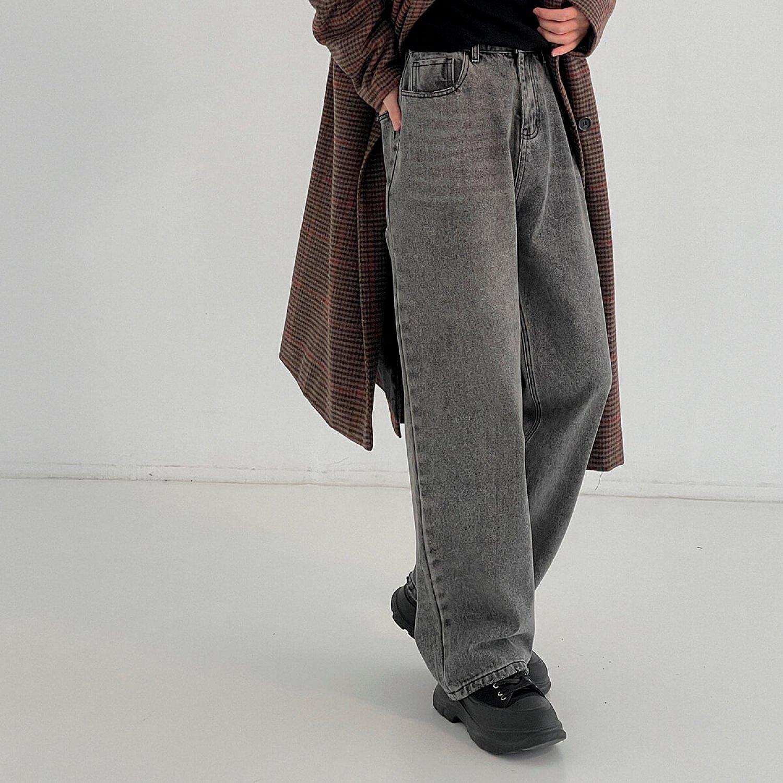 Джинсы DAZO Studio Wide Leg Wash Jeans (2)
