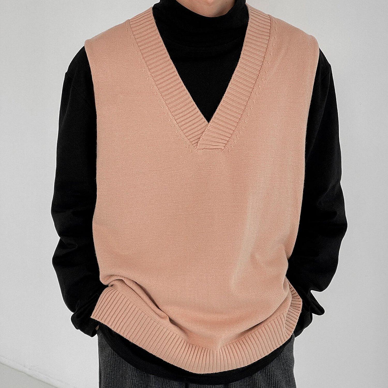 Жилет DAZO Studio Elastic Neck Knit Vest (1)