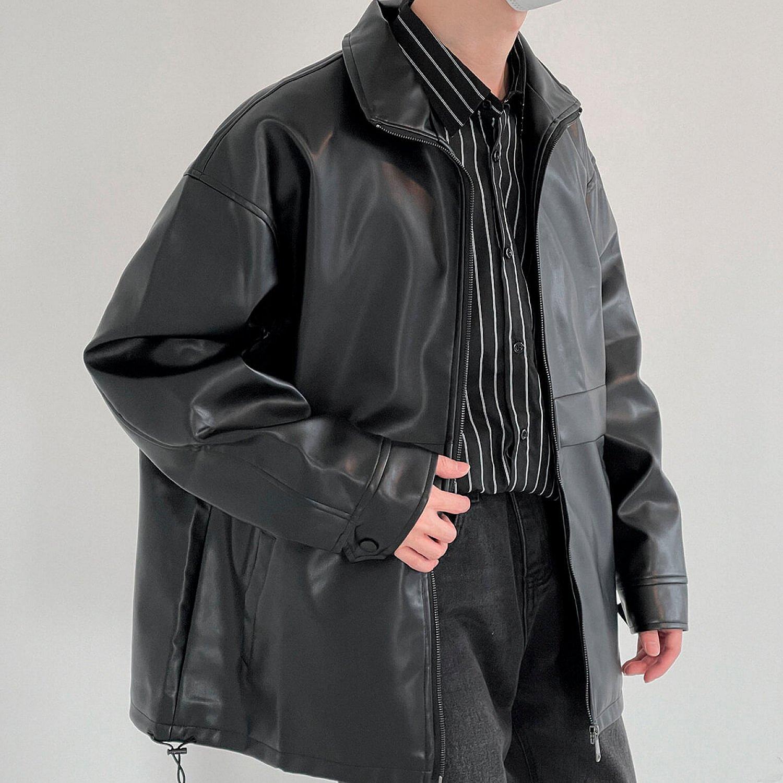 Куртка DAZO Studio Functional Faux Leather Jacket (2)