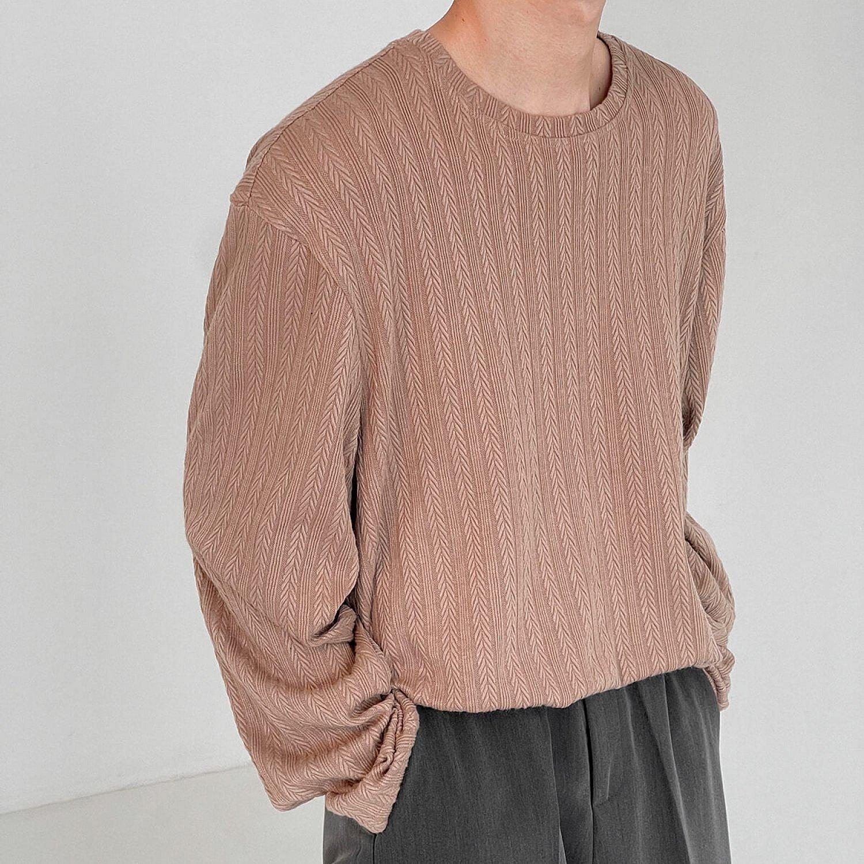 Лонгслив DAZO Studio Longsleeve Special Knitted Texture (2)