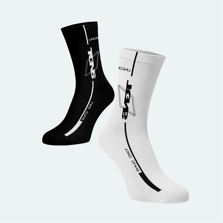 Носки 2GUNS Geometric Logo Socks (1)