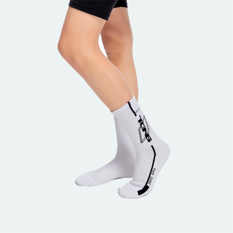 Носки 2GUNS Geometric Logo Socks (2)