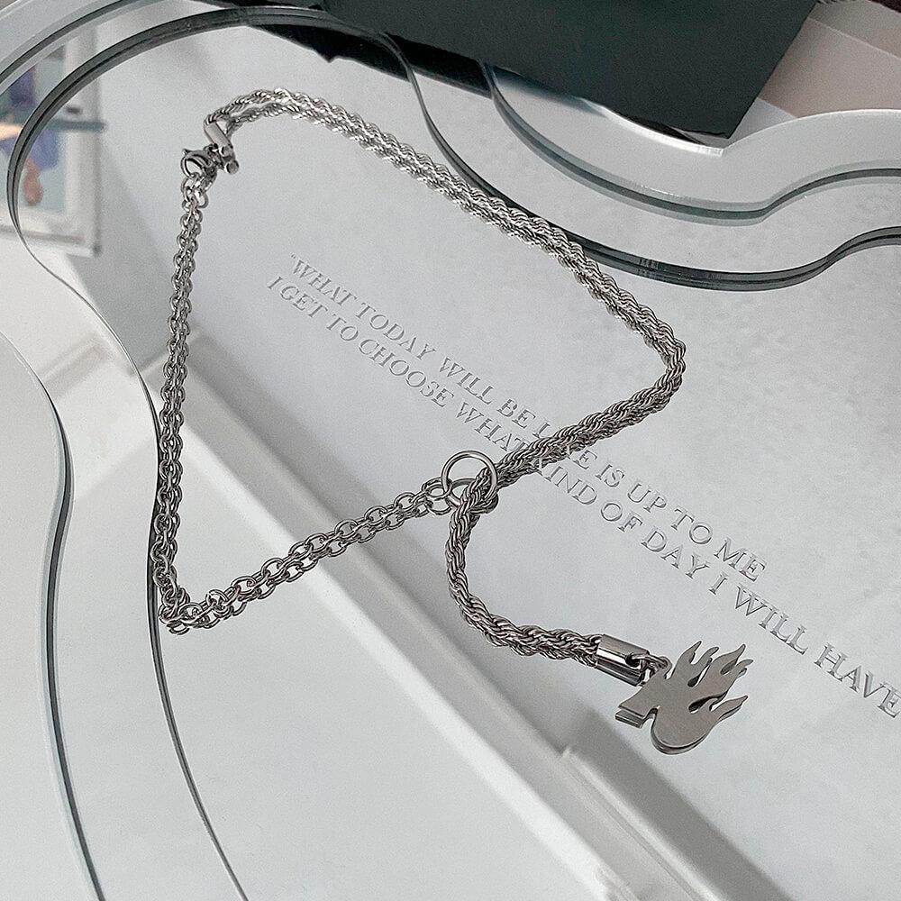 Подвеска SAZ Studio Flame Pendant (1)