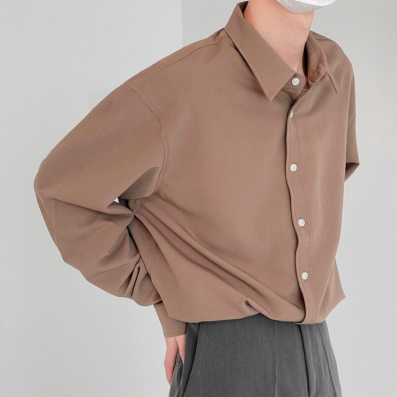 Рубашка DAZO Studio Basic Shirt Windy Weave (2)