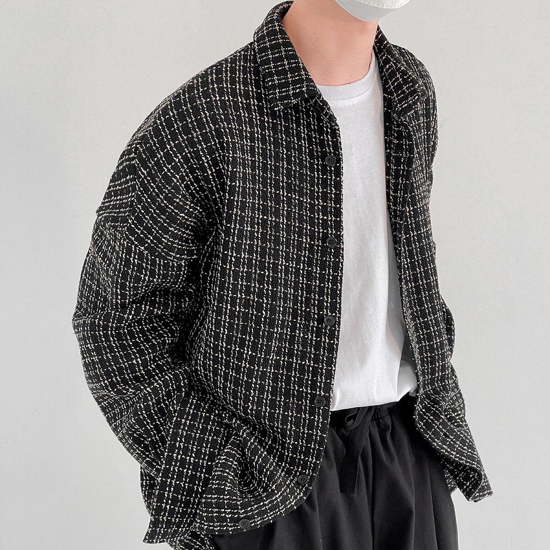 Рубашка DAZO Studio Thickened Braided Shirt (1)