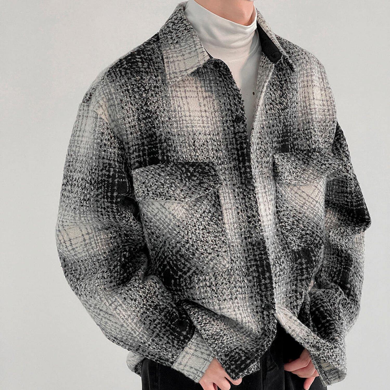 Рубашка DAZO Studio Wool Multicolor Shirt (2)