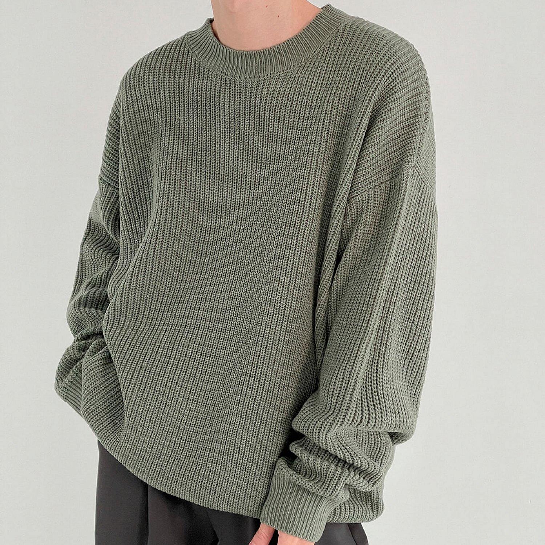 Свитер DAZO Studio Loose Stretch Sweater (2)