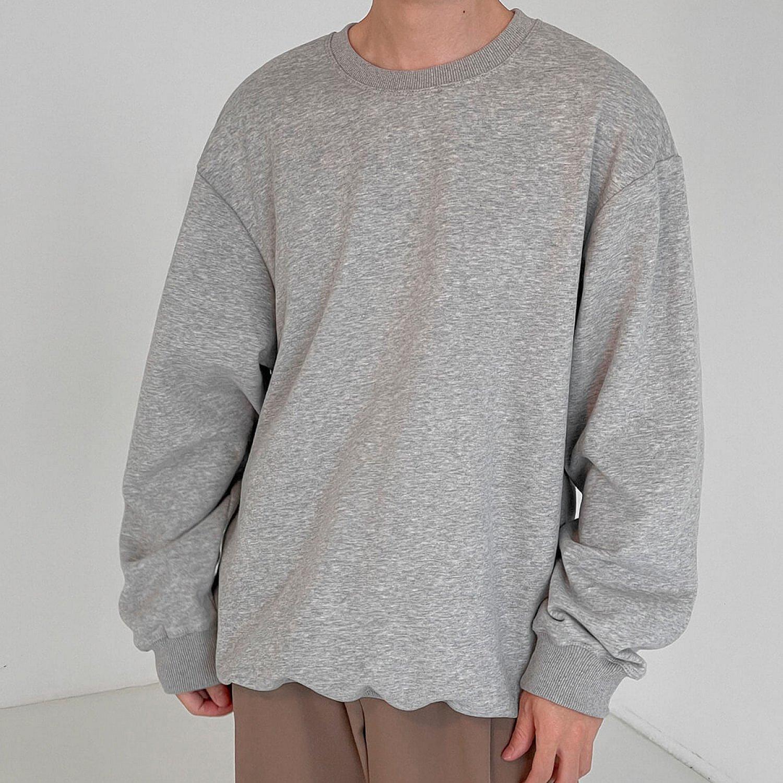 Свитшот DAZO Studio Basic Crew Neck Sweatshirt (1)