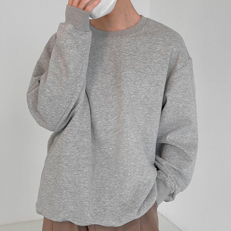 Свитшот DAZO Studio Basic Crew Neck Sweatshirt (2)