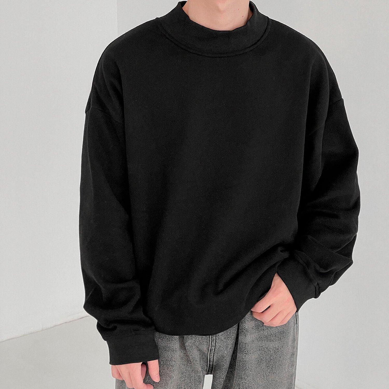 Свитшот DAZO Studio Raised Collar Sweatshirt (2)