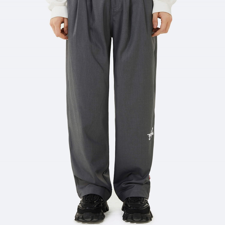 Брюки 2GUNS Astro Embroidery Straight Pants (1)