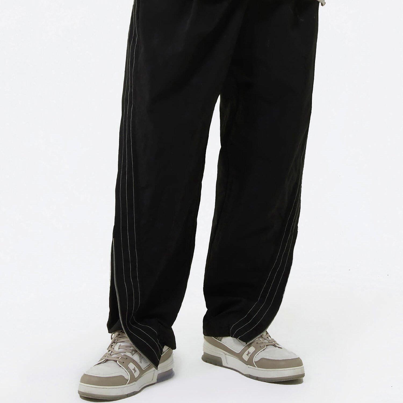 Брюки 2GUNS Stitching Zipper Pants (1)
