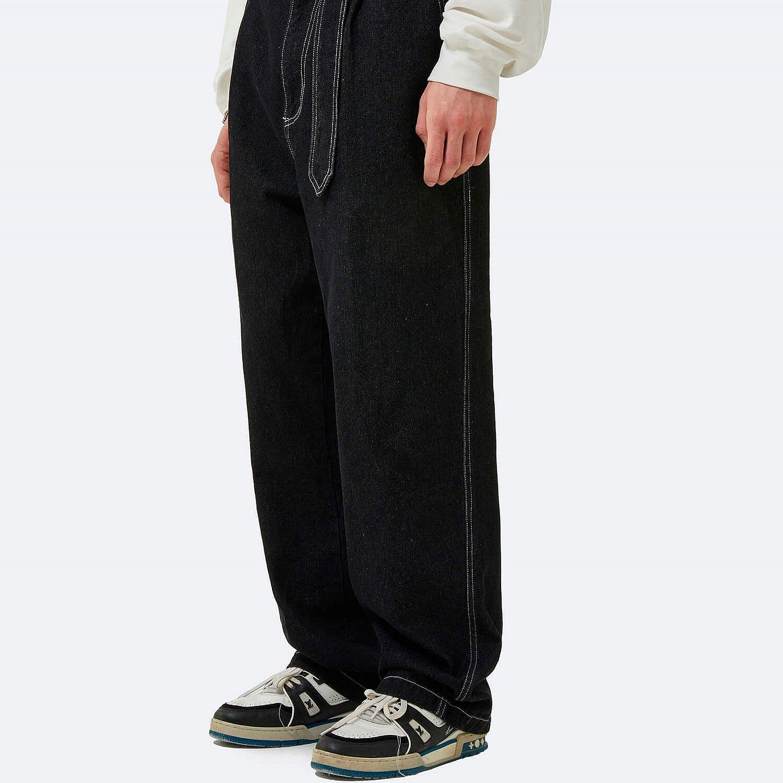 Джинсы 2GUNS Jeans White Stitching (2)