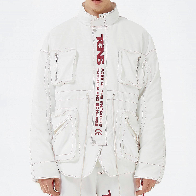 Куртка 2GUNS Deconstructed Border Jacket (1)