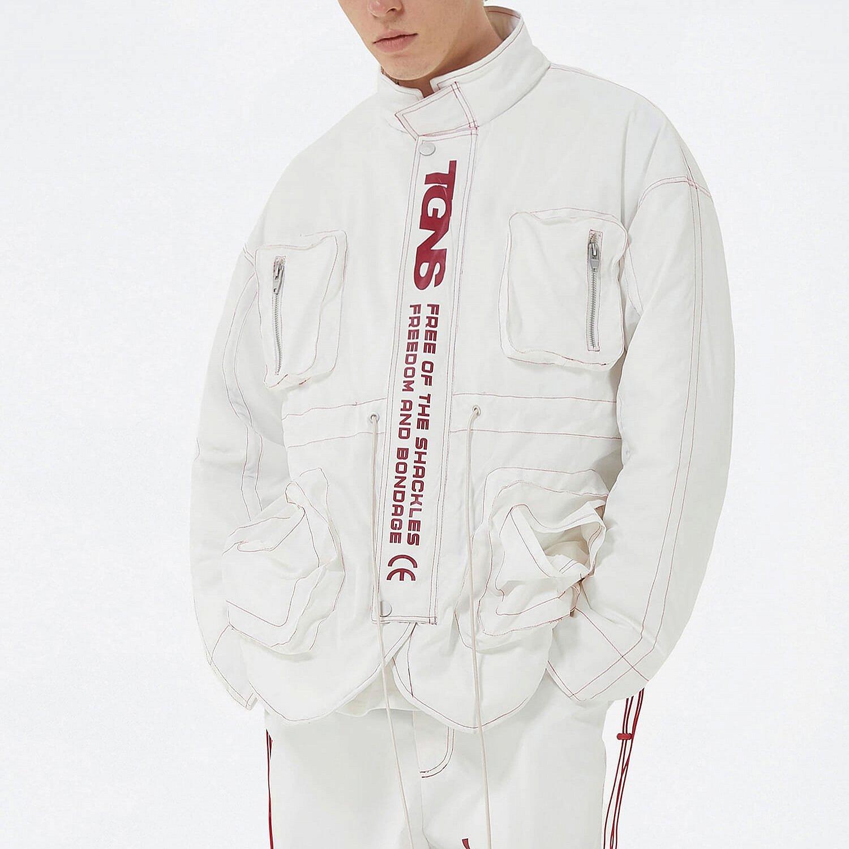 Куртка 2GUNS Deconstructed Border Jacket (2)