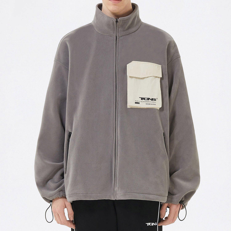 Куртка 2GUNS Fleece Jacket With Patch Pocket (1)