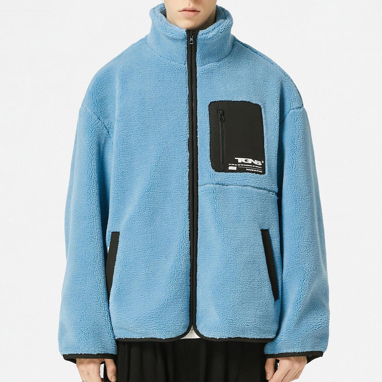 Куртка 2GUNS Fleece Jacket Zip Pocket (1)