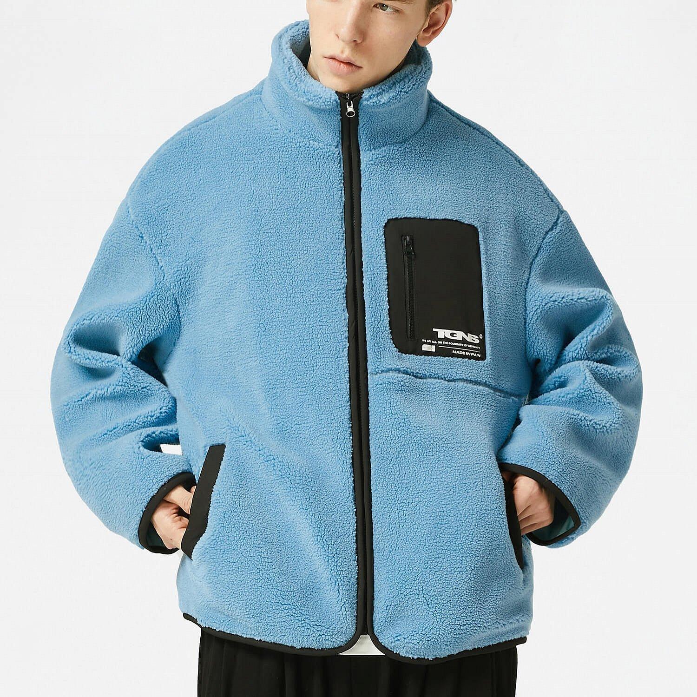 Куртка 2GUNS Fleece Jacket Zip Pocket (2)