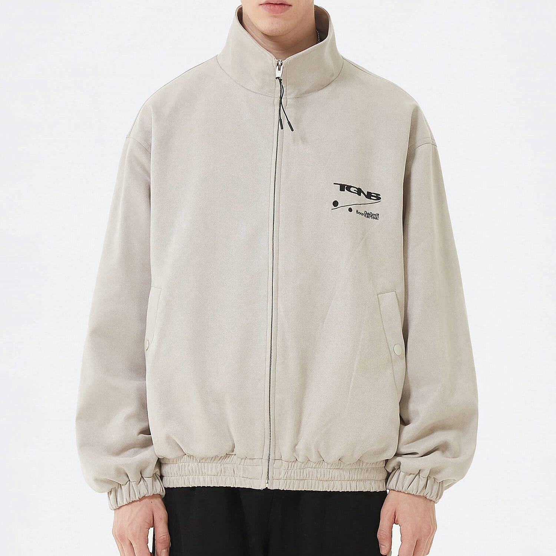 Куртка 2GUNS Tape Suede Jacket (1)