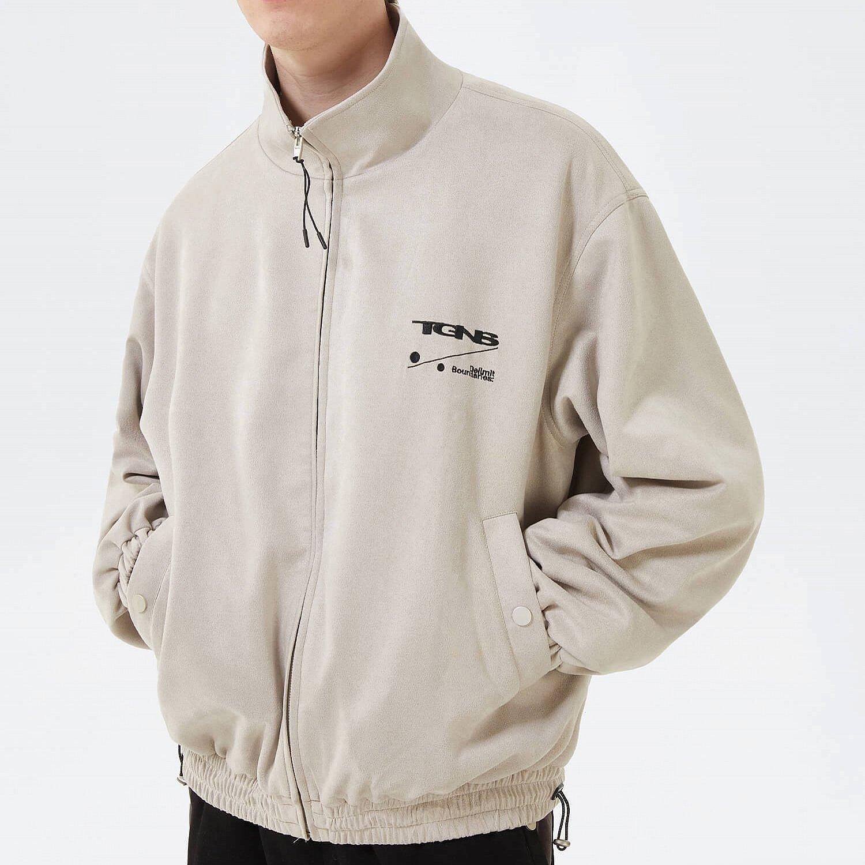 Куртка 2GUNS Tape Suede Jacket (2)
