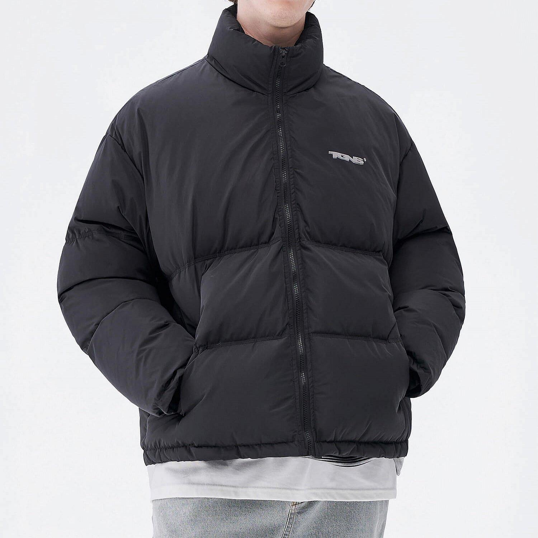 Пуховик 2GUNS Down Jacket With Reflective Logo (2)