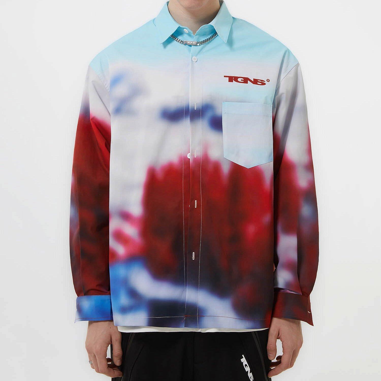 Рубашка 2GUNS Bloody Mangrove Shirt Color (1)