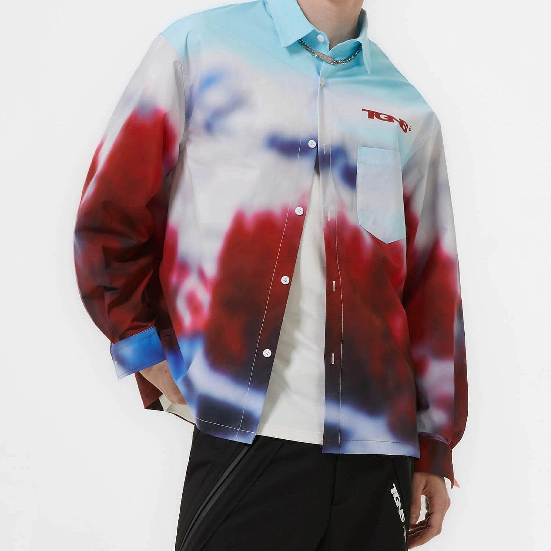 Рубашка 2GUNS Bloody Mangrove Shirt Color (2)
