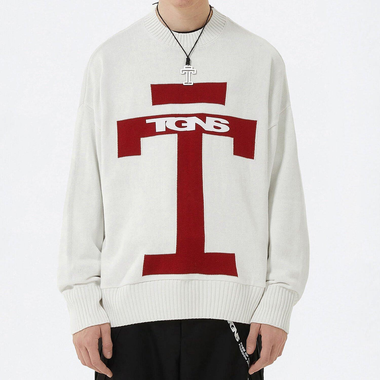 Свитер 2GUNS Knitted Sweater T-Stitch (1)